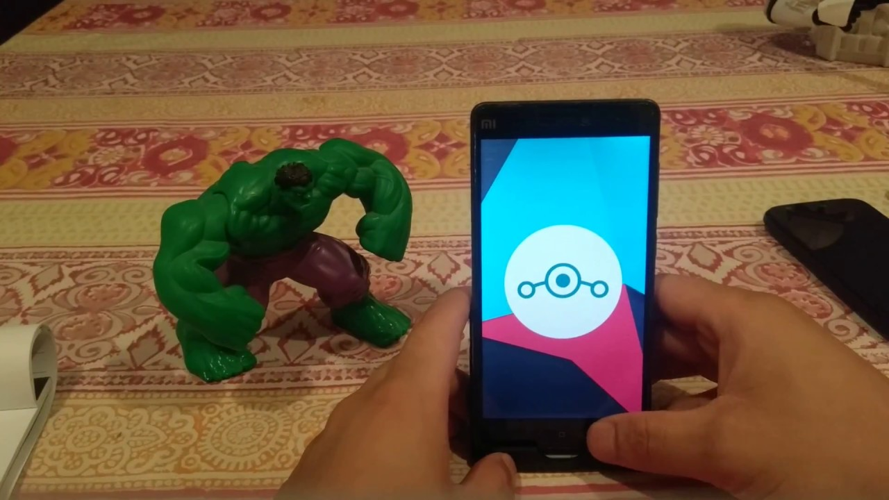 Lineage OS 14 1 Android 7 1 2 on Xiaomi Mi 4i