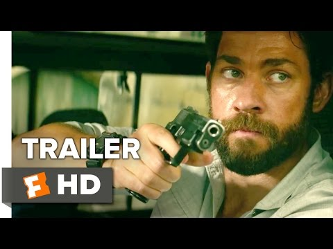 Download Youtube: 13 Hours: The Secret Soldiers of Benghazi Official Trailer #1 (2016) - John Krasinski Thriller HD