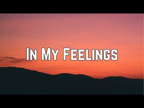 Drake - In My Feelings ft. Lil Wayne & Magnolia Shorty (Lyrics)