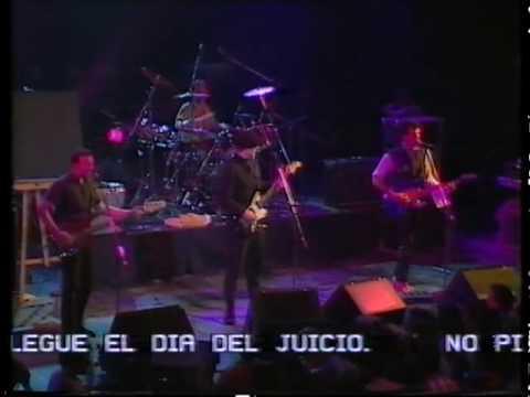 Kingdom Come -Tom Verlaine - La Edad de Oro, Madrid 1984 - Ex Television