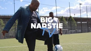 Big Narstie & John Barnes Create The World Cup Song