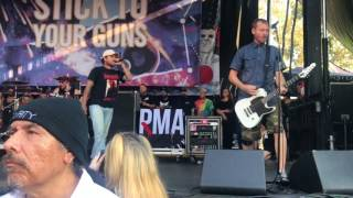 Stick To Your Guns - Empty Heads (Vans Warped Tour 2017, Mountain View)