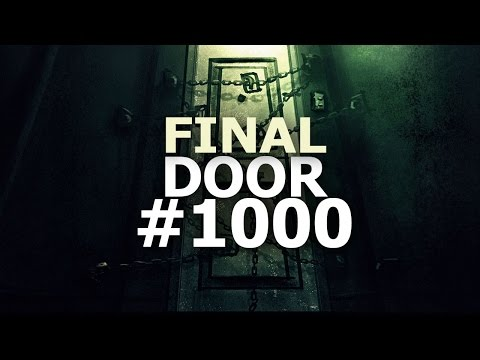Thumbnail: WHAT'S INSIDE THE FINAL DOOR? #1000 // Spookys House of Jumpscares