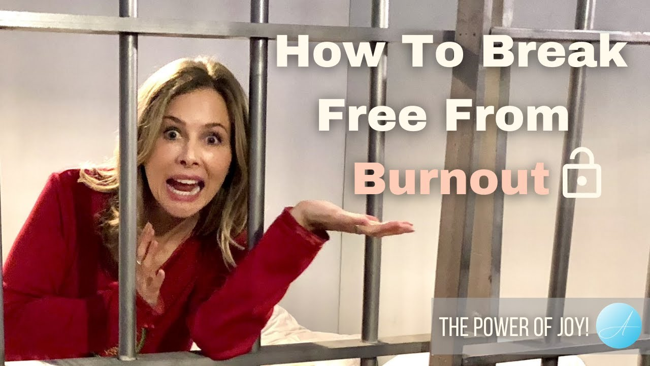 How To Break Free From Burnout
