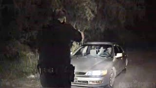 Dashcam Shows Police Officer Shooting At Suspect 7 Times