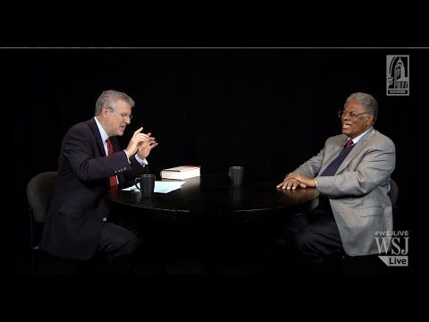 Thomas Sowell Brings the World into Focus through an Economics Lens