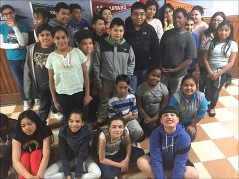 West Broadway Middle School End of Year Video 2015-2016 School Year