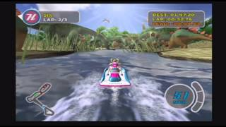 2 Minutes with Splashdown: Rides Gone Wild for the Sony Playstation 2