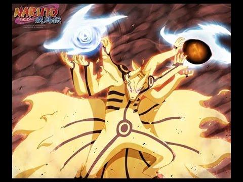 Naruto All Rasengan Forms