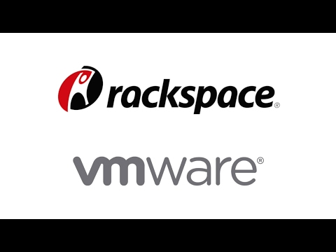 VMware and Rackspace - Delivering Value to Our Customers Through A Strategic Partnership.