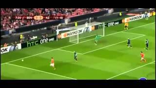 Video Gol Pertandingan Benfica vs AZ Alkmaar