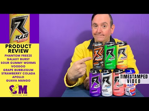 raze-energy-drink-review,-preworkout-energy-drink-by-repp-sports.-honest-product-review-of-all-8!!!