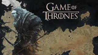 Entire Game of Thrones Map/World Detailed thumbnail