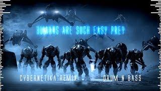 Perturbator - Humans Are Such Easy Prey    Cybernetika Remix