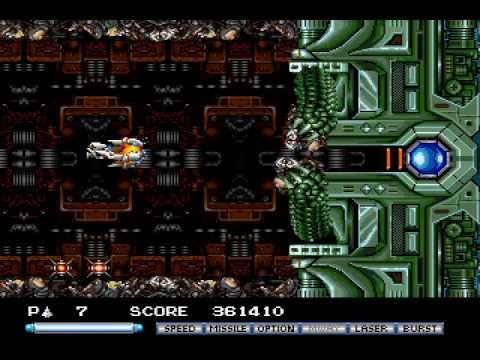 G-Type Playthrough - Hard Route