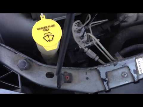 Broken engine oil dipstick handle removal extraction
