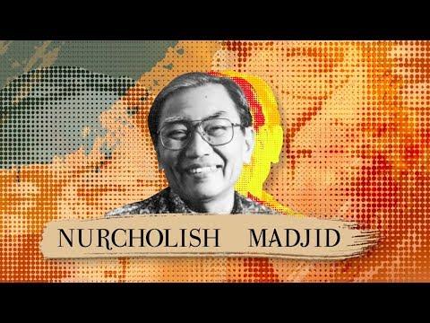 NURCHOLISH MADJID - MAESTRO INDONESIA