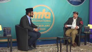 Interview with Amir Jamaat AMJ Switzerland (Tariq Walid Tarnutzer)