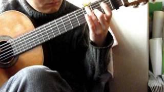 Forever - Stratovarius (arr. masho) classical guitar solo