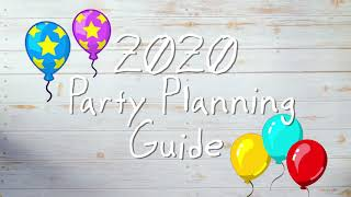The Deprecipes Guide to Party Planning