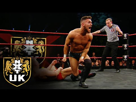 Ilja Dragunov and A-Kid trade blows: NXT UK Hidden Gems, April 30, 2020