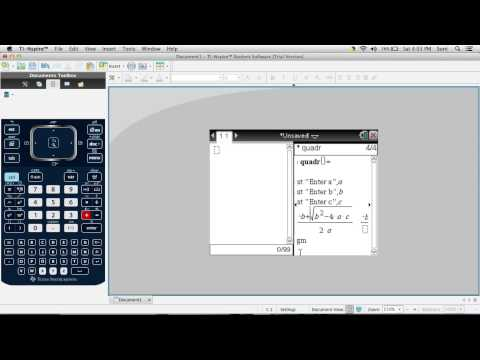 programming-the-quadratic-formula-on-a-ti-nspire