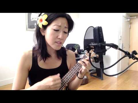 Day 59: The Scientist - Coldplay ukulele cover // #100DaysofUkuleleSongs