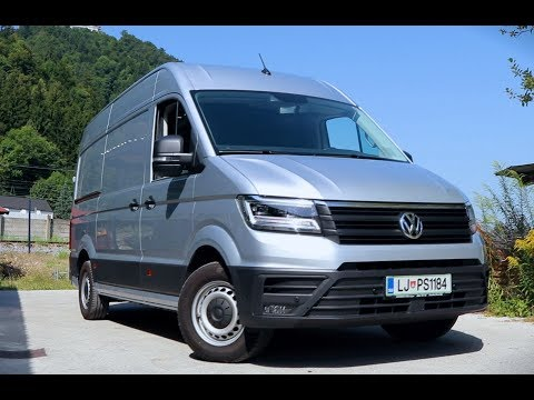 "Volkswagen Crafter L3H3 2.0 TDI ""review"""