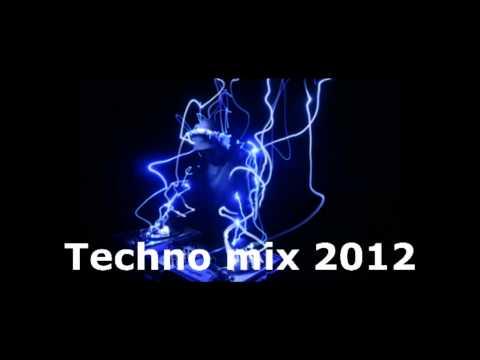 Best Techno Mix 2012