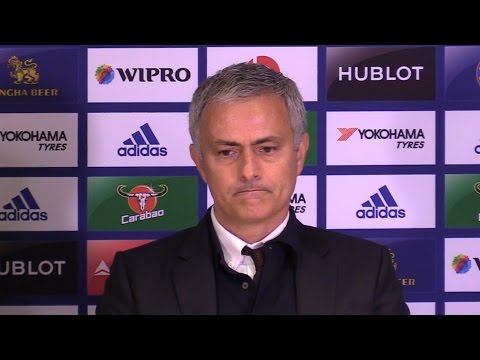 Chelsea 4-0 Manchester United - Jose Mourinho Full Post Match Press Conference