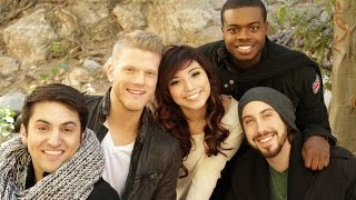 Pentatonix - O Come, All Ye Faithful - A Pentatonix Christmas - Lyrics