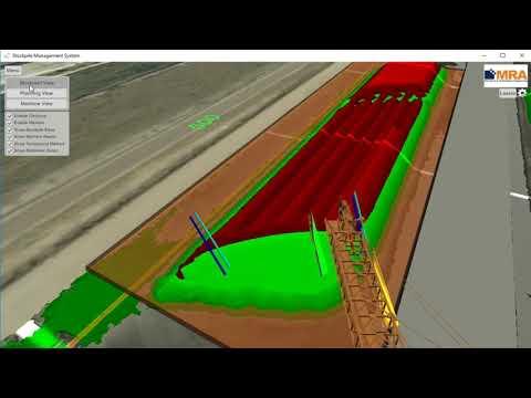 MRA Smart Stockpile Management System - Abbot Point Demo