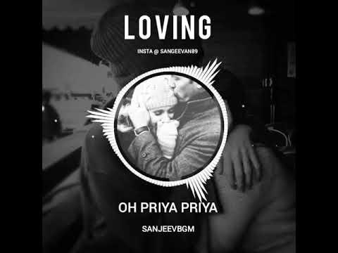 Oh Priya Priya BGM | Flute | King of BGM