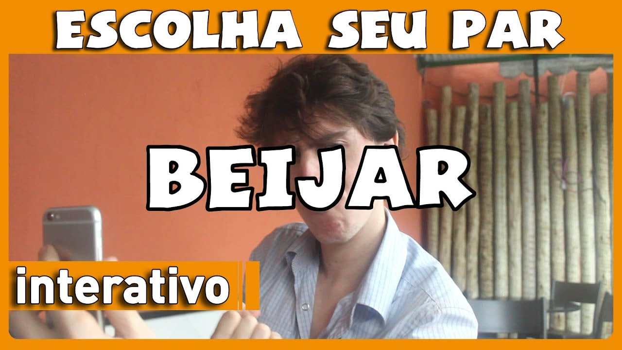 BEIJAR - SE ACHA DEMAIS - Activate SUBTITLES for ENGLISH and OTHER LANGUAGES!