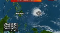 BT: Weather update as of 12:18 p.m. (March 17, 2019)
