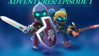 Spiral Knights Adventures! Episode 1 - Hippie Ghosts