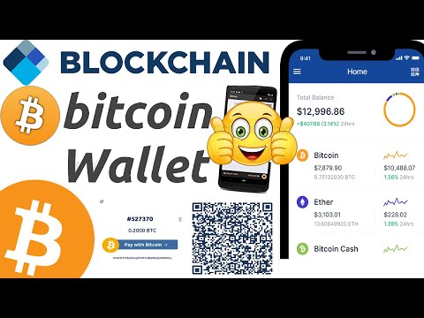 How To Find Your Bitcoin Address On Blockchain.com | BTC ID