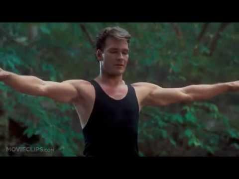 Log Dancing   Dirty Dancing 3 12 Movie CLIP 1987 HD