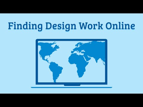 Finding Design Work Online | AnchorPint Tutorial