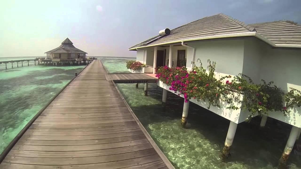Water Bungalow Sun Island Resort Spa Maldives