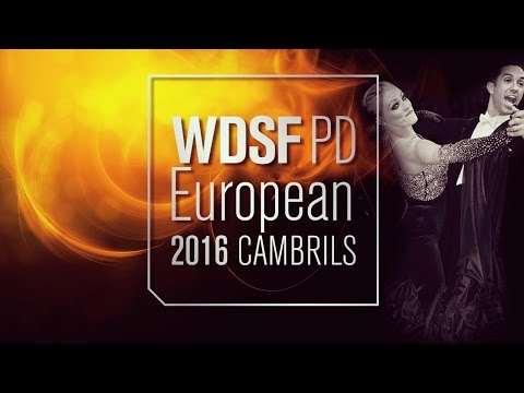 The Final Reel | 2016 PD European STD | DanceSport Total