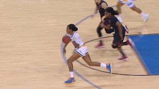 Highlights: UCLA's Monique Billings does it all in record-setting effort vs. WSU