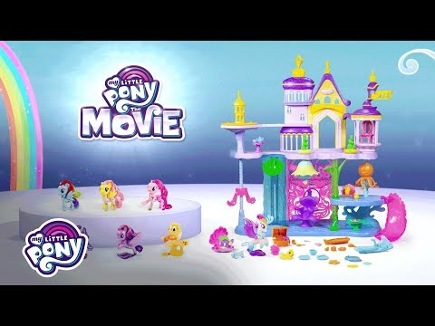 My Little Pony: The Movie Thailand - 'Canterlot & Seaquestria Castle Playset' Official TV Commercial