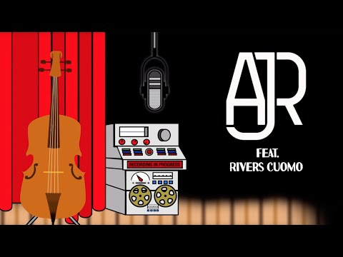 "AJR - ""Sober Up"" ft. Rivers Cuomo (Lyric Video)"