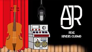 "AJR - ""Sober Up"" ft. Rivers Cuomo (Lyric Video)"