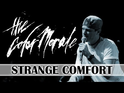 The Color Morale Strange Comfort Live The Get Real Tour Youtube