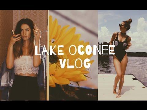LAKE OCONEE VLOG | Lindsey Jacobs