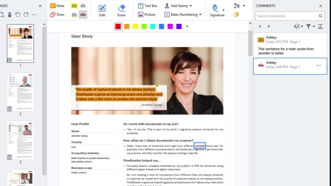 How Toment And Annotate In Pdfs