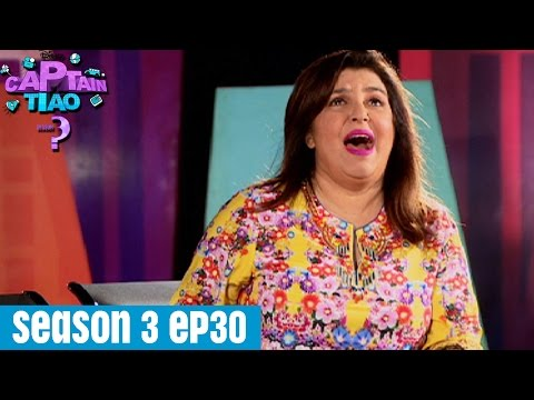 Captain Tiao Interviews Farah Khan | Season 3 | Episode 30