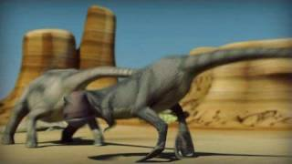 Combat Of Giants:Dinosaurs trailer for DS (Oct.2008)